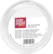 KNORR prandell 212220287  Stretch Magic rund  transparent