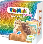 PlayMais Mosaic Trendy Mosacis Horse