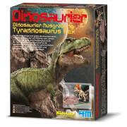 Ausgrabungsset Dinosaurier - Tyrannosaurus Rex