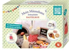 Mäusehaus Bastelbox - Einkaufsladen