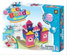 eZee Beads - 3D Schloss 1.200 Perlen