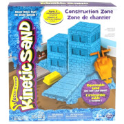 Spin Master Kinetic Sand Construction Zone Set 283 g