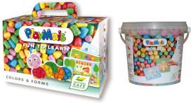 PlayMais Bundle Colors & Forms & Test-Eimer