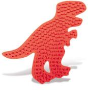 Bügelperlenstiftplatte T-Rex