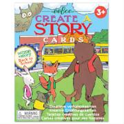 Eeboo - Create a Story In die Schule gehen (d,f,e)