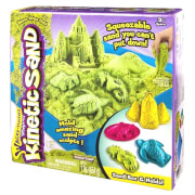 Spin Master Kinetic Sand Box Set Grün 454 g