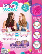 PomPomWow! Snap and Decorate Set