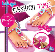 Fashion Time Trendy Flip Flops pink, ab 6 Monaten