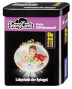 Kosmos Story Cards - Die drei !!! Labyrinth der