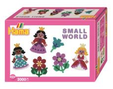 HAMA Kleine Welt (Blume/Prinzessin)