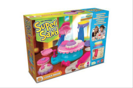 Super Sand Cookie Maker, ab 4 Jahren
