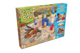 Super Sand Knight Castle, ab 4 Jahren