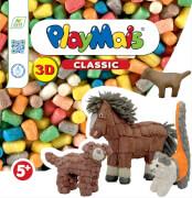 PlayMais Classic 3D Domestic Animals