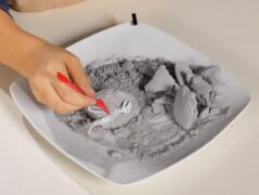 Art & Fun Saurierskelett ausgraben, 4-sortiert.