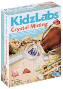 Kristalle zum Ausgraben,Set
