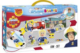 Feuerwehrmann Sam Splash Beadys Fun-Set