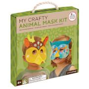 Bastelset Tiermasken