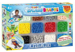 Beady: Refill-Set Boys