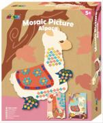 Avenir - Mosaic Picture Alpaca