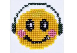 Diamond Dotz Smile 7,6 x 7,6 cm