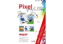 Pixel Spaß 15 Medaillon
