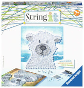 Ravensburger 18054 String it Midi: Cute Animals