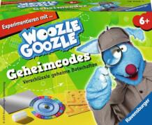 Ravensburger 180585 Woozle Goozle - Detektiv: Geheimcodes, Spuren suchen,Beweise sich
