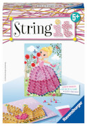 Ravensburger 18066 String it Mini: Pink Princess
