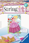 Ravensburger 18066 String it Mini: Pink Princess