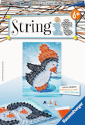 Ravensburger 18067 String it Mini: Pinguine