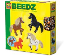 Bügelperlenset Pferde mit Mähnen