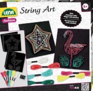 Fashion String Art Flamingo & Stern, FS