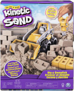 Spin Master Kinetic Sand Dig and Demolish Kit