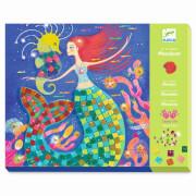 Mosaike Glitzer: Der Gesang der Meerungfrauen