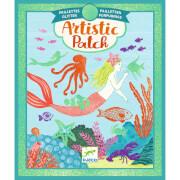 Artistic Patch: Meerjungfrauen