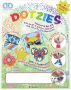 DIAMOND DOTZ DOTZIES Diamond Art Kit grün