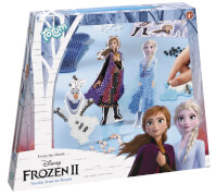 Disney Frozen Die Eiskönigin 2 Bügelperlen Bastelset