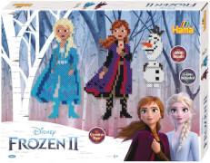 Hama® Bügelperlen Geschenkpackung Frozen 2 mit 4.000 Perlen