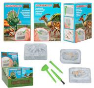 Depesche 5556 Dino World Ausgrabungs-Set klein