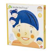 Tenderleaftoys - Lustige Gesichter 32 Teile