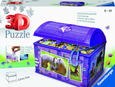 Ravensburger 11173 Treasure Box Horses 216 Teile