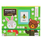 Petitcollage - Magnetspiel ABC