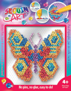 Sequin Art Easy - Schmetterling