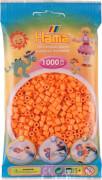Hama® Beutel mit Perlen Apricot 1000 Stück