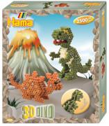 HAMA Geschenkpackung 3-D Dinos