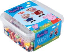 Hama® Maxi-Perlen, Box Peppa Pig