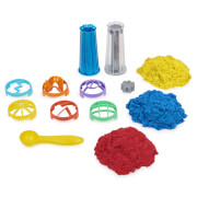 Spin Master Kinetic Sand Sandwhirls Set (907gr)
