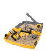 Spin Master KNS Construction Folding Sandbox (907gr)