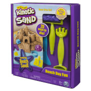 Spin Master Kinetic Sand Beach Day Fun Kit (340g)