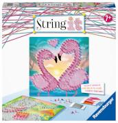 Ravensburger 18120 String it Midi Lama & Flamingo